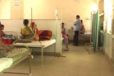 गुमला में ग्रामीणों ने की बेहतर स्वास्थ्य सेवाओं की मांग