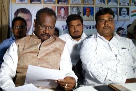 कांग्रेस नेता ने लगाए सरकार पर भ्रष्टाचार को बढ़ावा देने के आरोप