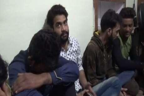तीन युवकों से मारपीट के बाद चूरू में तनाव, 13 हिरासत में
