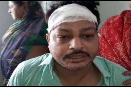 पटना में दिनदहाड़े व्यवसायी पुत्र को अगवा करने का प्रयास, सत्तर हजार रुपये भी लूटे