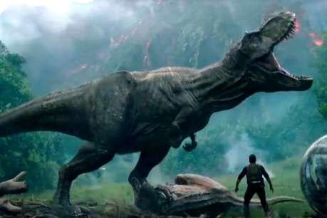 जुरासिक वर्ल्ड का ट्रेलर हुआ रिलीज़, इस बार डायनोसॉरों को बचाने के लिए होगा अभियान