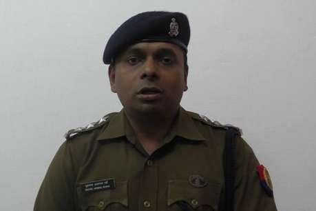 आजमगढ़: सीआरपीएफ कांस्टेबल की पत्नी की संदिग्ध हालत में गोली लगने से मौत