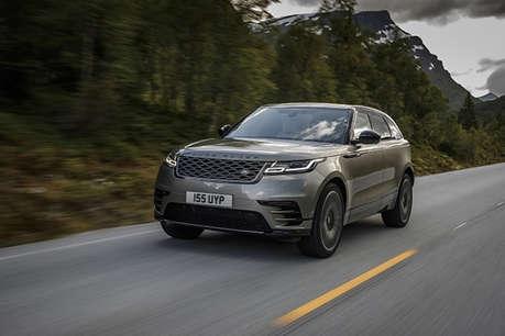 लैंड रोवर ने भारत में लॉन्च की Range Rover Velar