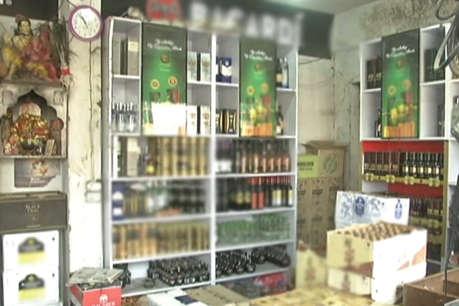 शराब विक्रेताओं की मनमनी, तय दाम से महंगी बेच रहे हैं शराब