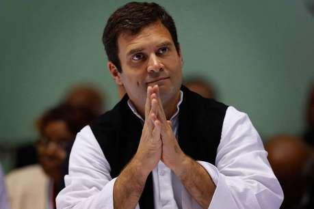 कांग्रेस अध्यक्ष बनने के बाद पहली बार अमेठी का दौरा करेंगे राहुल गांधी