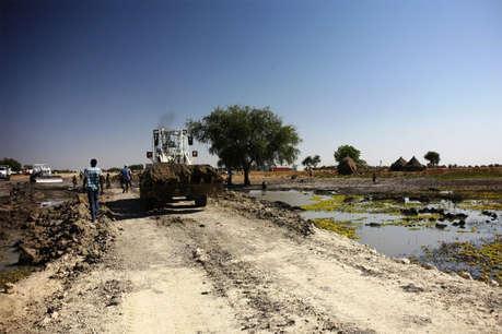 भारतीय जवानों का कारनामा, दक्षिण सूडान में 10 दिन में बनाया पुल