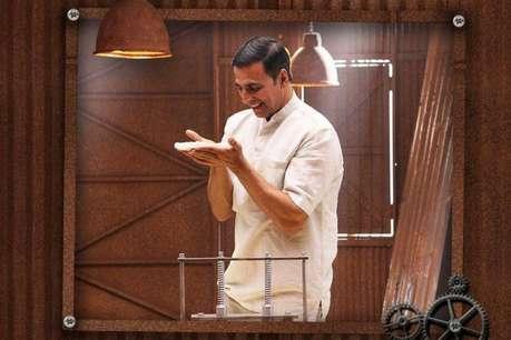 चौथे गाने में दिखा असली Padman, ऐसे पैड बना रहे हैं अक्षय कुमार