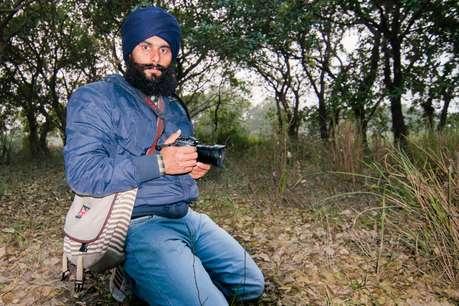 लखीमपुर के सतपाल सिंह ने 'फोटोग्राफी' में हासिल की अनूठी उपलब्धि