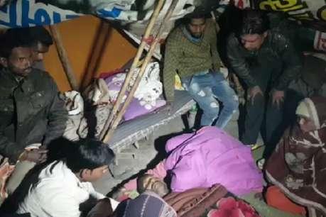 हरिद्वारः लेबर कॉलोनी में ठंड से एक और मौत, BHEL की असंवेदनशीलता वजह!