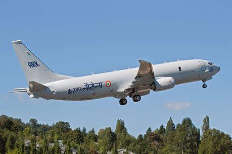 नेवी बढ़ाएगी दुश्मन को नेस्तनाबूद करने वाले 'सबमरीन किलर्स' P-8I विमान