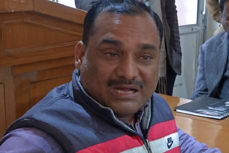 बीजेपी ऑफ़िस में ज़हर खाकर आने वाले प्रकाश पांडेय की मौत