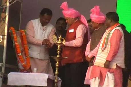 बलरामपुर में चार दिवसीय तातापानी महोत्सव का शुभारंभ