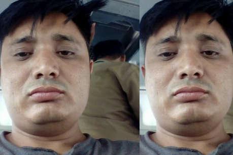 पाली पुलिस को मिली बड़ी कामयाबी, लूट के आरोपी को गुजरात से किया गिरफ्तार