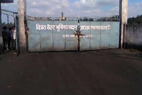 कोरबा जिले में कोयला खदान दुर्घटना में एक मजदूर की मौत