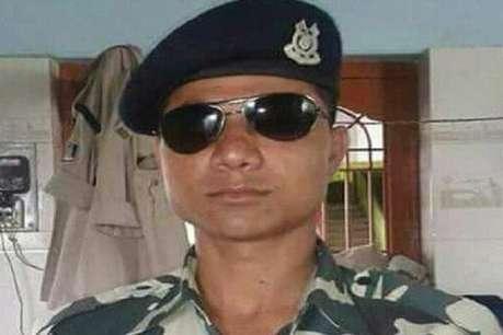 CRPF कैंप पर हमले में शहीद सैनिक के परिवार को मिलेगी सहायता राशि