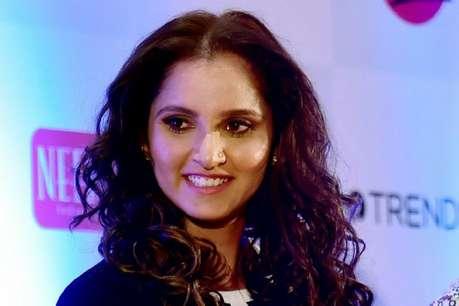 भारत में है इंफ्रास्टक्चर की कमीः सानिया मिर्ज़ा