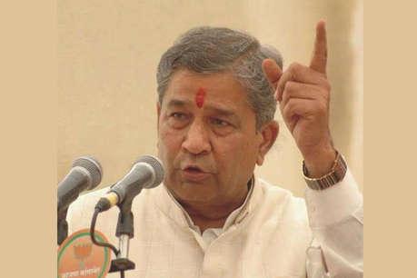 BJP विधायक घनश्याम तिवाड़ी ने कर्ज माफी और रोजगार पर सरकार को घेरा