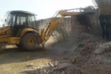 कोटा नगर विकास न्यास ने अतिक्रमण मुक्त कराई करोड़ों की जमीन