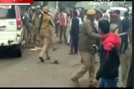 आंदोलन कर रहे 40 किसानों के खिलाफ मुकदमा दर्ज, 6 अरेस्ट