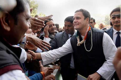 Image result for इन दिनों कर्नाटक के दौरे पर हैं राहुल गांधी