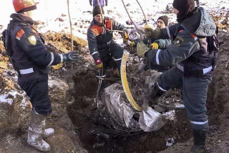 गलत स्पीड इंडिकेटर की वजह से हुआ मॉस्को विमान हादसा: एविएशन कमिटी
