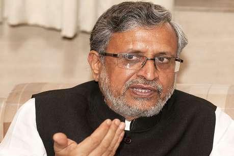 तेजस्वी के बयान पर सुशील मोदी का पलटवार, कहा-विकास को बाधित करने की साजिश
