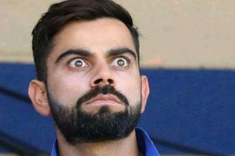 सीरीज जीतने के बाद अनुष्का शर्मा को देखकर डर गए विराट कोहली!