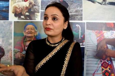 इंटरनेशनल सैक्स रैकेट का भंडाफोड़ करने वाली हिमाचली अभिनेत्री ने विदेश मंत्री से की ये मांग