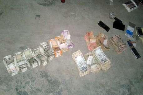 5.51 लाख रुपये और 72 ग्राम हैरोइन बरामद, 7 माह में इस गांव से मिल चुकी है 15 हजार लीटर शराब