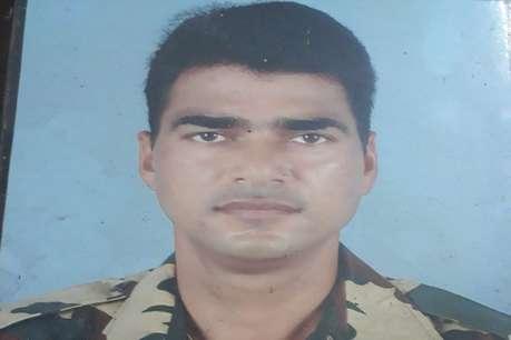 सुकमा नक्सली हमले में बिहार का 'लाल' अजय यादव हुआ शहीद
