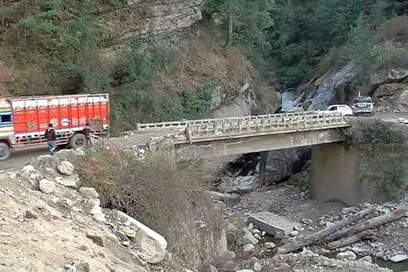 News-18 की खबर का असर, हिमाचल विस में गूंजेगा निहारी पुल की बदहाली का मुददा
