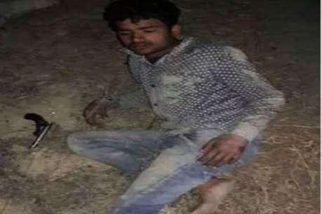 मैनपुरी: पुलिस मुठभेड़ में घायल हुआ नोएडा का इनामी