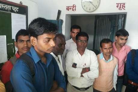 गोरखपुर: महिला कोच में घुसकर कर छेड़खानी करते 11 शोहदे गिरफ्तार
