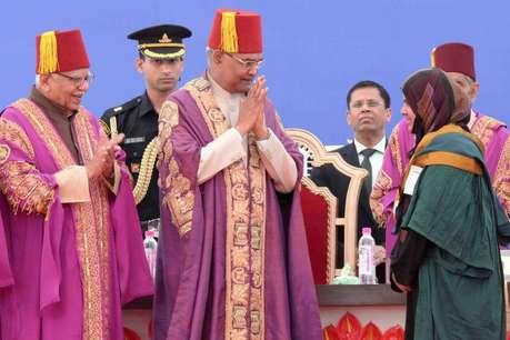 अलीगढ़ मुस्लिम विश्वविद्यालय को एक ही समुदाय से जोड़कर न देखें: राष्ट्रपति रामनाथ कोविंद