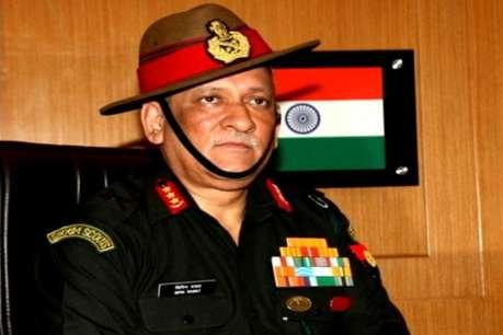 बढ़ती अर्थव्यवस्था के साथ देश की सुरक्षा पर भी ध्यान देना जरूरी: आर्मी चीफ