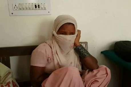 बाबा को बलात्कार के मामले में फंसा कर रुपये ऐंठने वाले दंपति गिरफ्तार