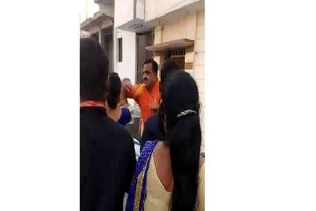 महिलाओं से मारपीट में बीजेपी विधायक राजकुमार ठुकराल समेत 3 पर मुक़दमा