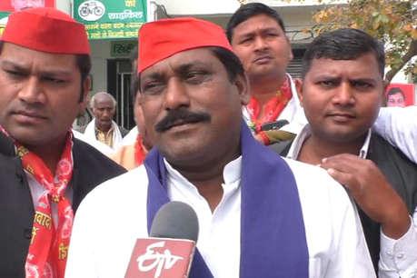Phulpur Bypoll result: फूलपुर में सपा के नागेन्द्र पटेल के सिर बंधा जीत का सेहरा
