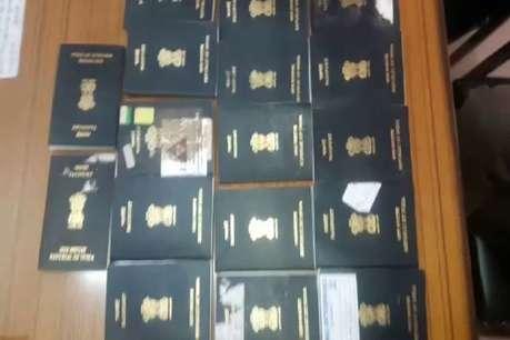 लावारिस हालत में सिरसा के चकरियां गांव में मिले 17 पासपोर्ट