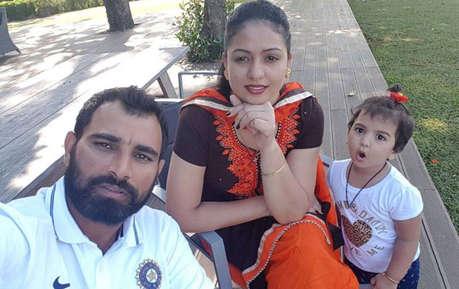 शमी की पत्नी ने मांगी सुरक्षा, कहा-सोशल मीडिया पर मिल रही हैं धमकियां