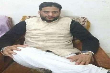 बसपा नेता लालजी वर्मा के बेटे ने खुद को गोली मार की आत्महत्या