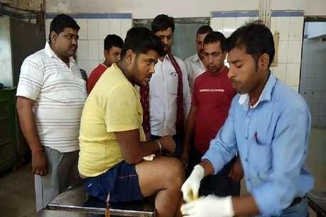 भोजपुर में बालू घाट पर गरजी बंदूकें, अंधाधुंध फायरिंग में एक मजदूर की मौत