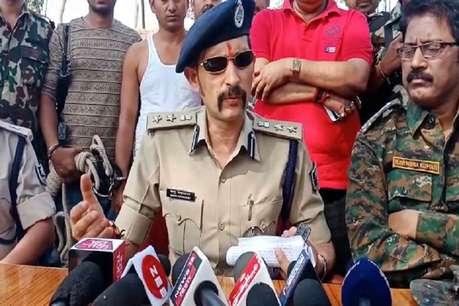 बिहटा में पुलिस एनकाउंटर के बाद पकड़ा गया कुख्यात अमित सिंह