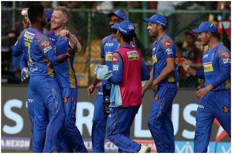 IPL RR vs KKR: अजिंक्य रहाणे एंड कंपनी की नजर है लगातार तीसरी जीत पर