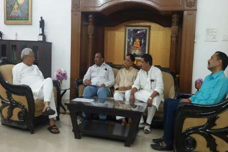 बोधगया की नई ट्रैफिक नीति के विरोध में सीएम से मिला शिष्टमंडल
