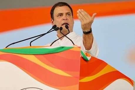 राहुल बोले- सलमान खुर्शीद की सोच भले ही मुझसे अलग, फिर भी उनकी रक्षा करूंगा