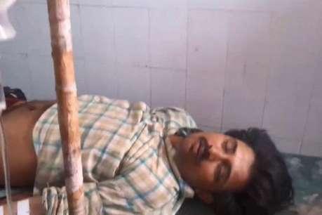 इटावा: मुठभेड़ के दौरान दो पुलिस कर्मी घायल, एक बदमाश को लगी गोली
