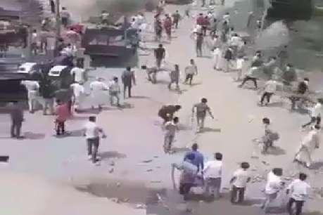 जमीनी विवाद को लेकर दो गुटों में झड़प, एक व्यक्ति की मौत, 29 घायल