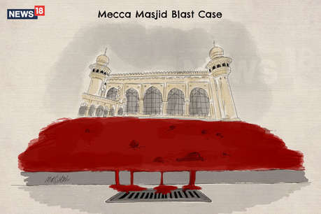 मक्का मस्जिद बलास्ट में आरोपियों के बरी होने पर क्या बोले पाकिस्तानी अखबार