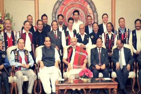इस समझौते के साथ ही खत्म हो सकता है नागालैंड में केंद्र सरकार का विरोध...